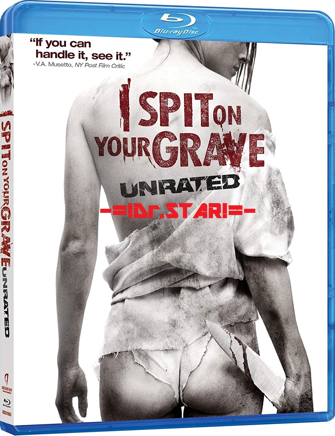 18+ I Spit On Your Grave (2010) Hindi Dual Audio 480p UNRATED Open Matte BluRay ESubs 380MB Download