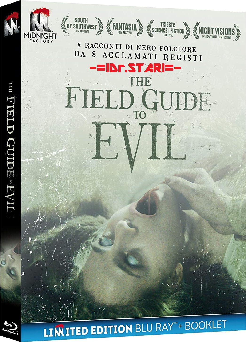 The Field Guide to Evil Screen Shot 1