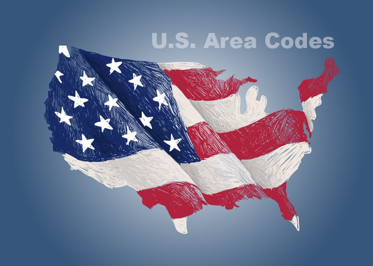 How Do Area Codes Work in the US