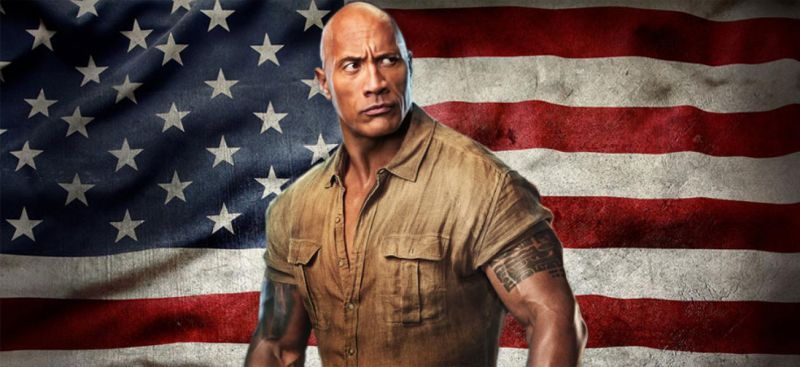 Another TV Show Hints at Dwayne Johnson as The US President