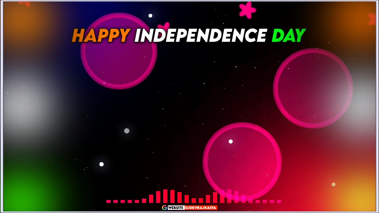 Independence Day Special Green screen WhatsApp status video effects Download