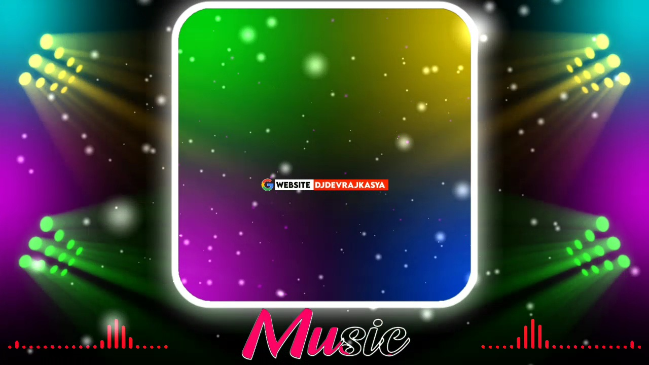 Superb Awesome Green Screen Dj Light Effect Avee Player Visualizer Template Download 2022