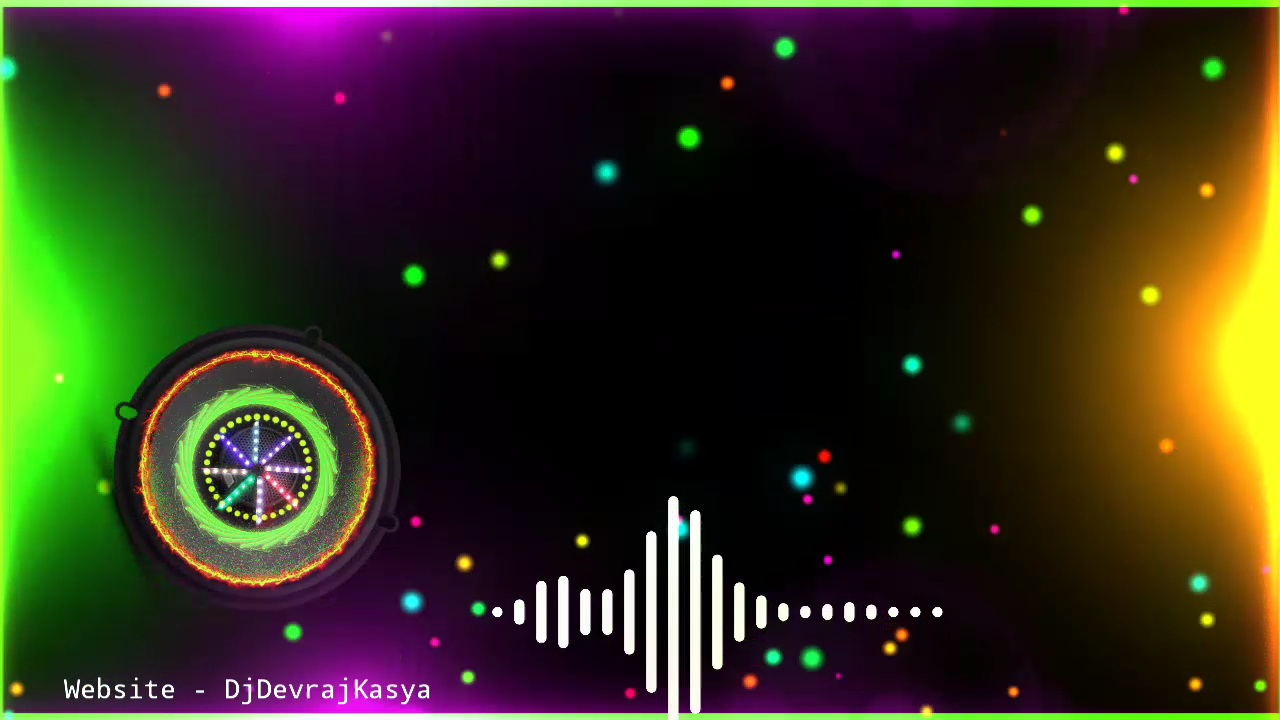 Dj Remix Green Screen Avee Player Template Background Video Download Free