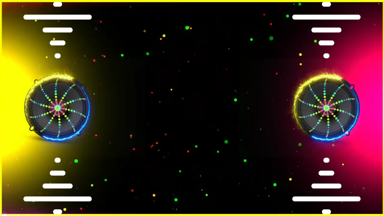 Double Specker Dj Visualizer Template Download Free 2022 Avee Player