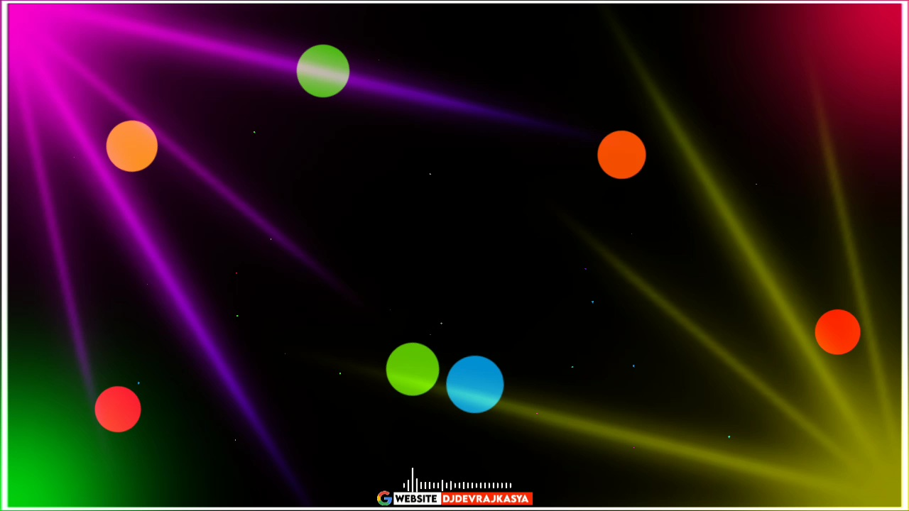 Awesome Star Partical Green screen Avee player Template Background Video Download Free