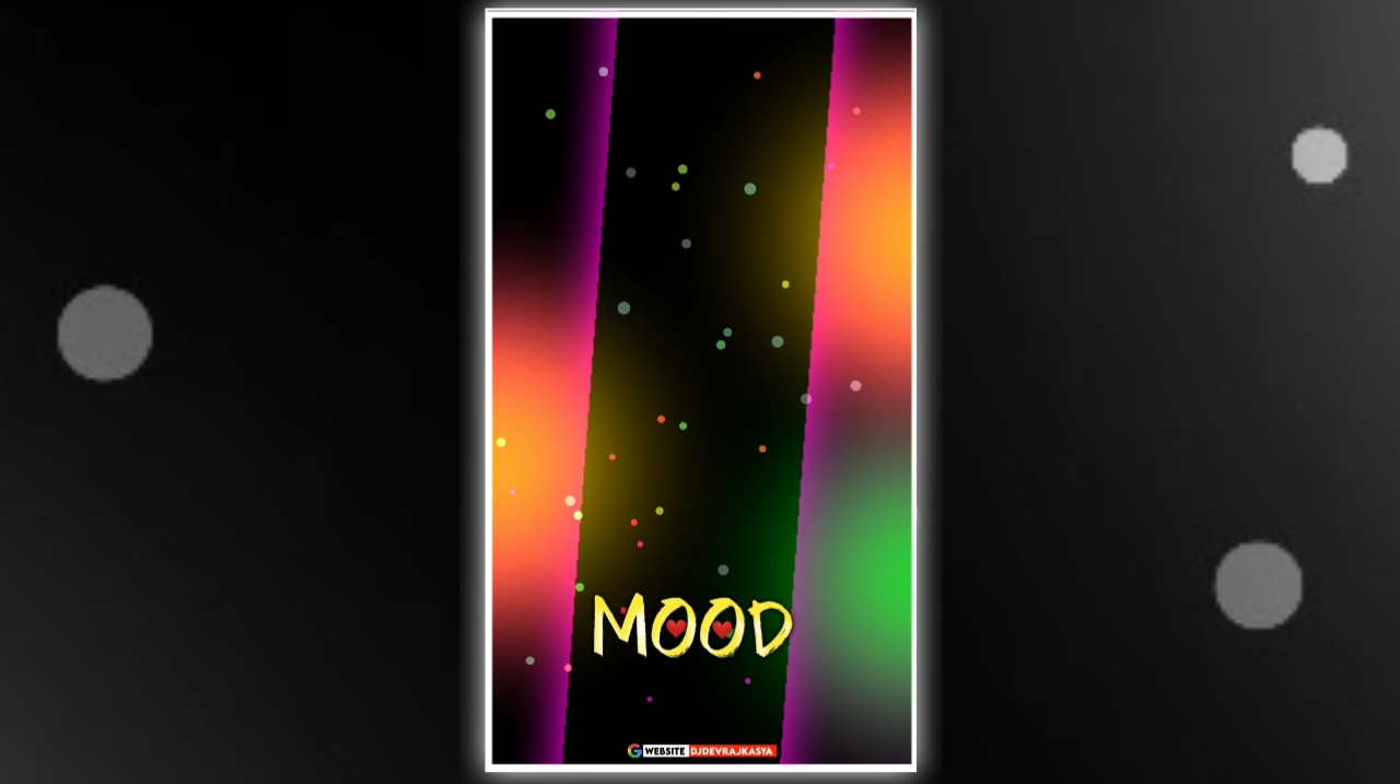 MOOD Op Effect Full Screen Avee Player Visualizer Template Download Free 2022