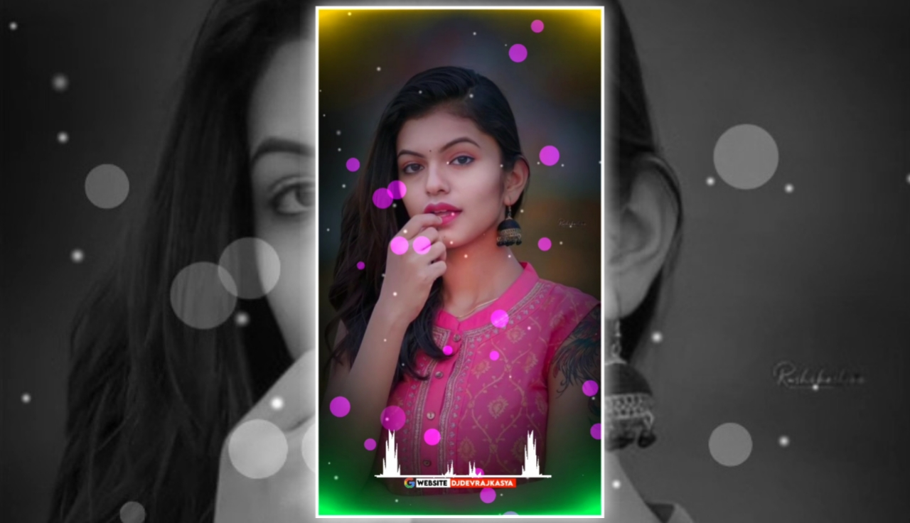 Lighting Beat Effect Full Screen Avee Player Visualizer Template Download 2022