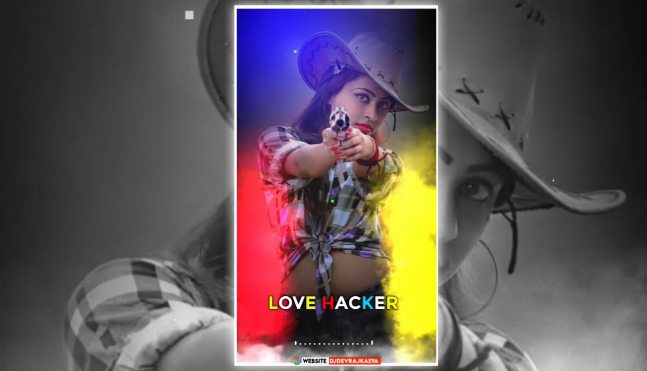 Smoke Effect Full Screen Avee Player Visualizer Template Download 2022