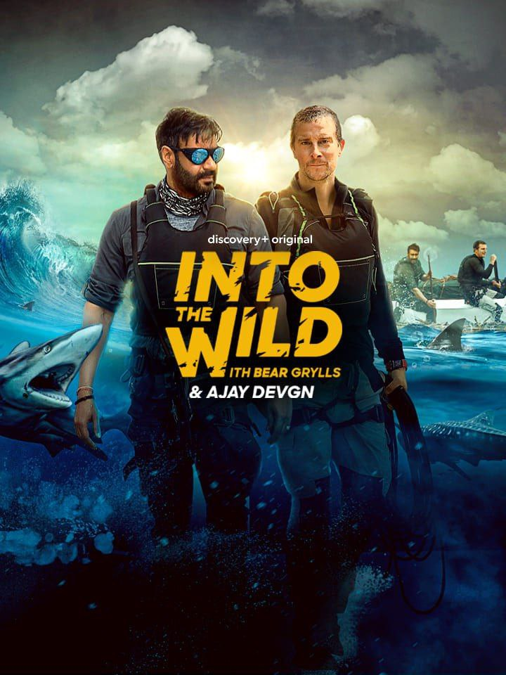 Into the Wild With Bear Grylls and Ajay Devgan S01E01 2021 Hindi 480p HDRip 350MB Download
