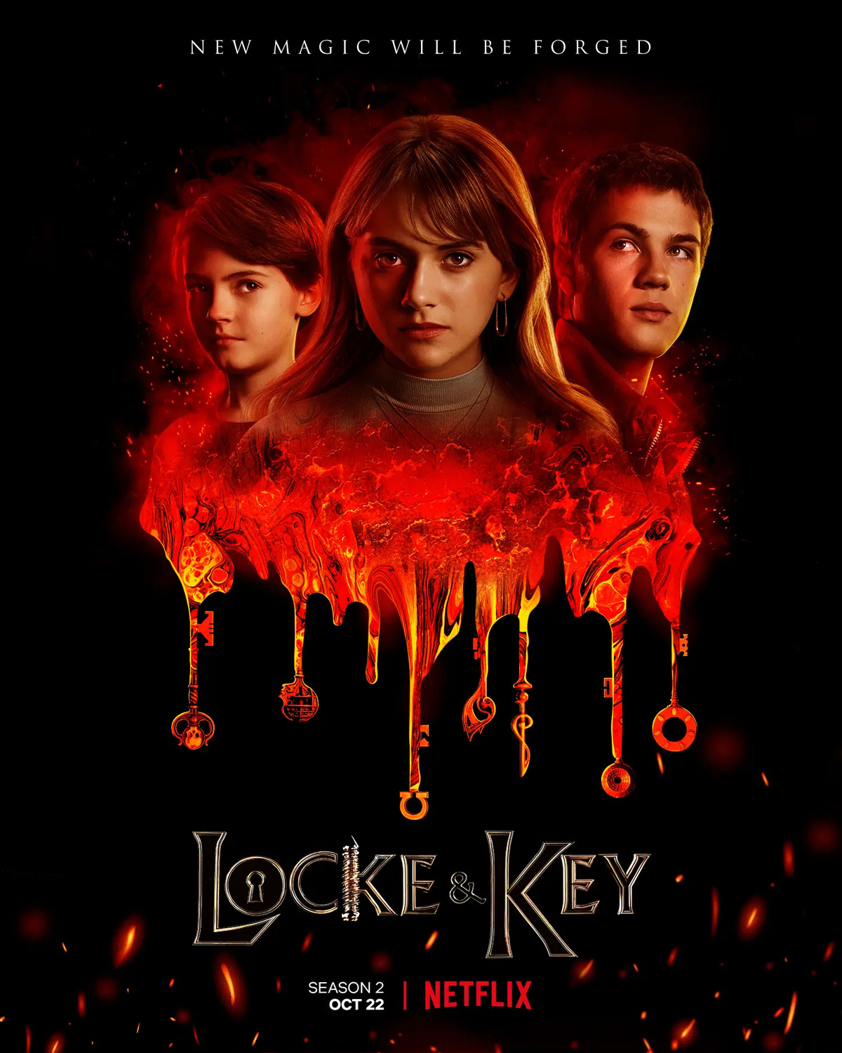 Locke and Key (2021) S02 Hindi Dubbed Complete NF Series 480p HDRip ESubs 750MB Download